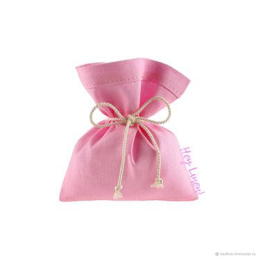Souvenirs and gifts handmade. Livemaster - original item 10h12sm10sht. Bags, cotton, pink, Flamingo. Handmade.