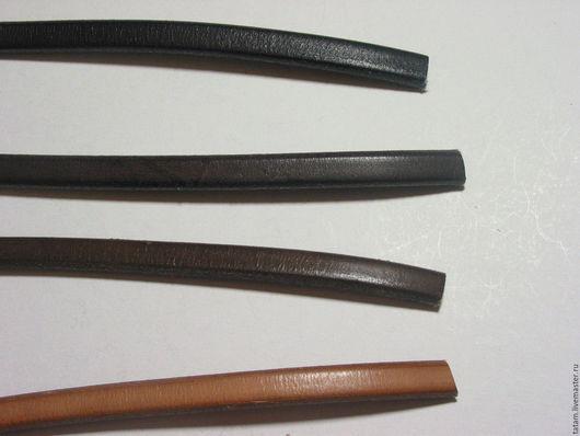 10х7 мм.Очень трудно передать оттенки, сверху вниз №1 черный; №2 темно-коричневый; №3 темно-шоколадный и №4 бежевый (верблюд :-))