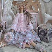 """Куклы и игрушки ручной работы. Ярмарка Мастеров - ручная работа Кукла в стиле Тильда """"Розовая дымка"""". Handmade."""