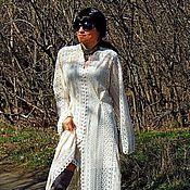 Макси платье в стиле БОХО (267)