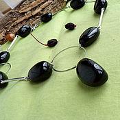 Украшения handmade. Livemaster - original item Necklace with black tourmaline. Handmade.