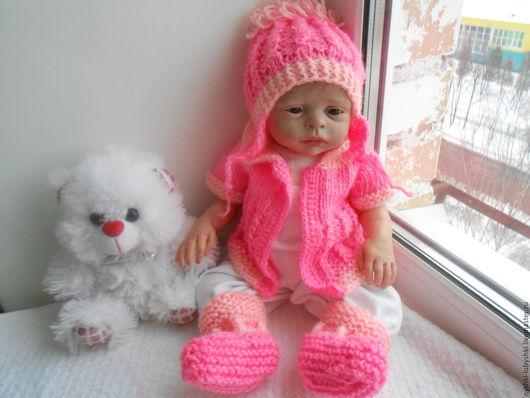 Куклы-младенцы и reborn ручной работы. Ярмарка Мастеров - ручная работа. Купить Машенька из молда Lexi от Marita Winters. Handmade.