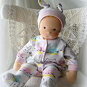 Куклы и игрушки ручной работы. Ярмарка Мастеров - ручная работа Игруля, вальдорфский младенец. Handmade.
