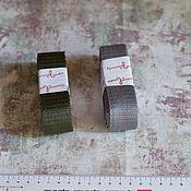 Материалы для творчества ручной работы. Ярмарка Мастеров - ручная работа Стропа - ременная лента для ручек сумок, 30 мм. Handmade.