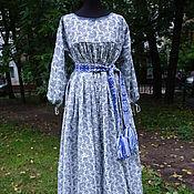Одежда ручной работы. Ярмарка Мастеров - ручная работа Женское  платье (с кормительным разрезом). Handmade.