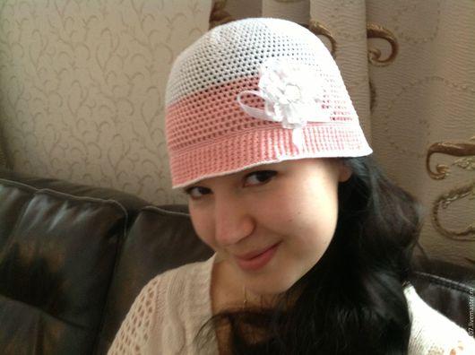 Шляпы ручной работы. Ярмарка Мастеров - ручная работа. Купить Лето в шляпке. Handmade. Цветочный, соблазн