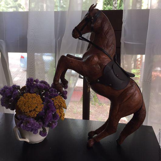 Винтажные куклы и игрушки. Ярмарка Мастеров - ручная работа. Купить антикварная лошадь !. Handmade. Бежевый, фарфор, антиквариат винтаж