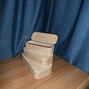 Материалы для творчества handmade. Livemaster - original item a set of boxes 635. Handmade.