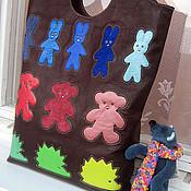 Сумки и аксессуары handmade. Livemaster - original item Package leather is