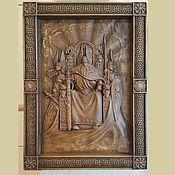 Для дома и интерьера handmade. Livemaster - original item Wood panel