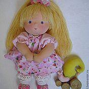 """Куклы и игрушки ручной работы. Ярмарка Мастеров - ручная работа Кукла """"Солнца лучик"""" 34 см. Handmade."""
