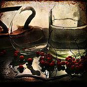 Фотокартины ручной работы. Ярмарка Мастеров - ручная работа натюрморт с ягодами. Handmade.