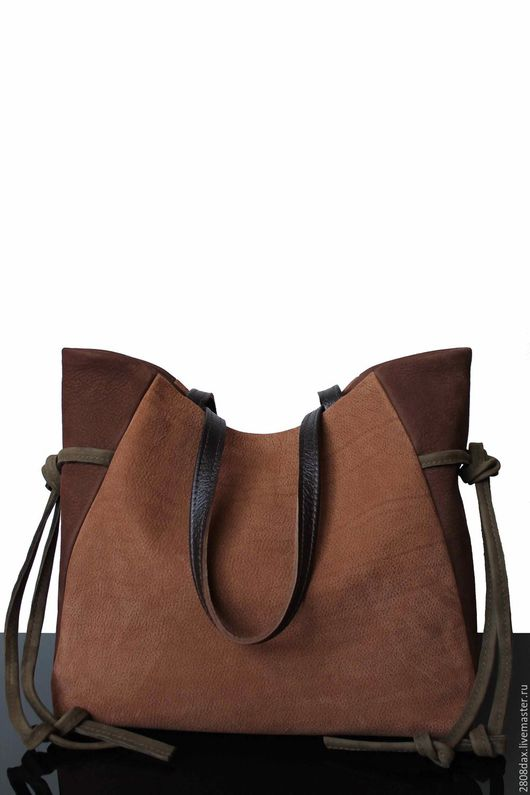 Женские сумки ручной работы. Ярмарка Мастеров - ручная работа. Купить Замшевая сумка, коричневая сумка, ореховый, сумка замша. Handmade.