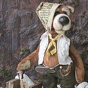 Куклы и игрушки ручной работы. Ярмарка Мастеров - ручная работа Семен))). Handmade.