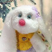 Куклы и игрушки ручной работы. Ярмарка Мастеров - ручная работа Зайка  для Анны. Handmade.