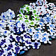 """Комплекты украшений ручной работы. Комплект """"Орхидеи"""". Rusalina_. Ярмарка Мастеров. Авторская ручная работа, полимерная глина"""