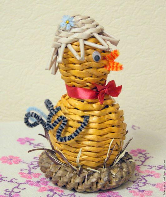Подарки для новорожденных, ручной работы. Ярмарка Мастеров - ручная работа. Купить Цыпленок. Handmade. Цыпленок, забавный подарок, Пасха, для декора