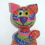 Куклы и игрушки ручной работы. Ярмарка Мастеров - ручная работа Чердачный котяра. Handmade.