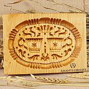 Для дома и интерьера handmade. Livemaster - original item The gingerbread Board a Tea party. Handmade.