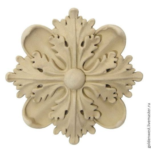 Аппликации, вставки, отделка ручной работы. Ярмарка Мастеров - ручная работа. Купить Декор N 16. ( цветок ). Handmade.
