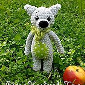Куклы и игрушки ручной работы. Ярмарка Мастеров - ручная работа Маленький волк. Handmade.
