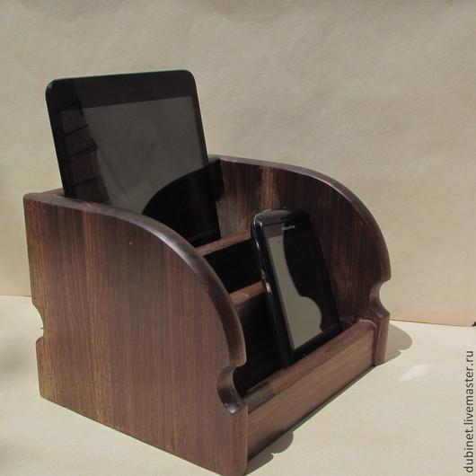 Шкатулки ручной работы. Ярмарка Мастеров - ручная работа. Купить органайзер. Handmade. Коричневый, дерево