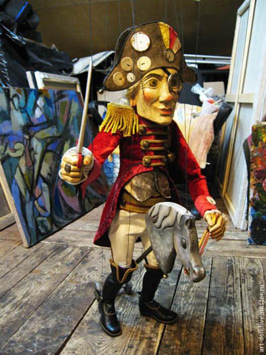 Коллекционные куклы ручной работы. Ярмарка Мастеров - ручная работа. Купить Кукла шута. Handmade. Марионетка, кукла шута