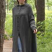 """Одежда ручной работы. Ярмарка Мастеров - ручная работа Большой  размер.Кардиган """" РИНА"""". Handmade."""