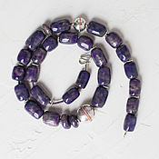 ожерелье керамика