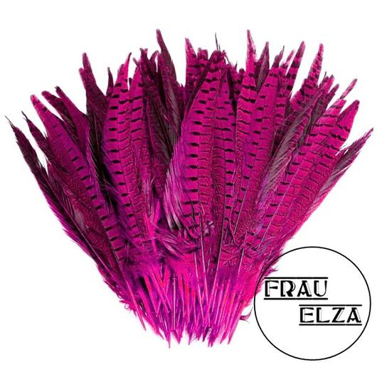 Другие виды рукоделия ручной работы. Ярмарка Мастеров - ручная работа. Купить Перья Фазана 30-35 см. Пурпурные. Handmade.