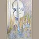 Картины цветов ручной работы. Диптих Warm Provence. Логинова Аннет. Ярмарка Мастеров. Картина маслом, подарок девушке, лиловый