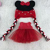 Одежда для кукол ручной работы. Ярмарка Мастеров - ручная работа Комплект «Микки». Handmade.