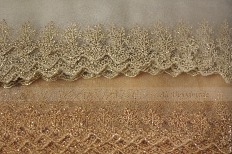 Вышивка люрексом вручную 9