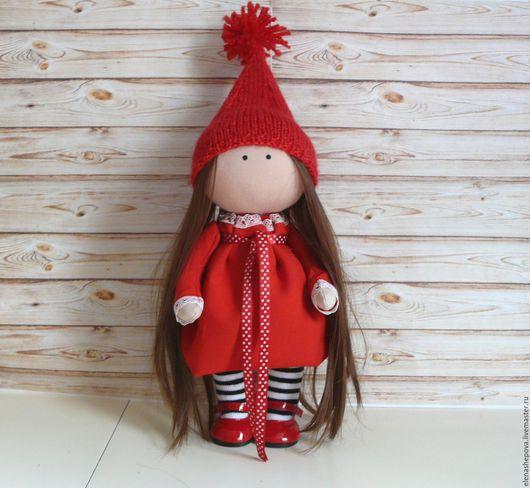 Куклы тыквоголовки ручной работы. Ярмарка Мастеров - ручная работа. Купить Куколка- гномочка. Handmade. Комбинированный, кукла в подарок