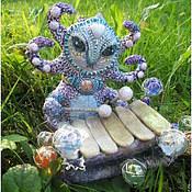 Куклы и игрушки ручной работы. Ярмарка Мастеров - ручная работа Волшебный музыкант. Handmade.
