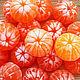 Мыло `Мандарин очищенный` новогоднее фруктовое 3D без SLS. Новый год 2016 ручной работы. Handmade. Ярмарка мастеров - ручная работа.