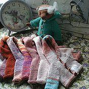 Куклы и игрушки ручной работы. Ярмарка Мастеров - ручная работа Кофточки для   тедди 27. Handmade.