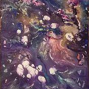Картины и панно handmade. Livemaster - original item Oil painting sea 49/40