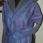 Одежда ручной работы. Ярмарка Мастеров - ручная работа Куртка с капюшоном валяная. Handmade.