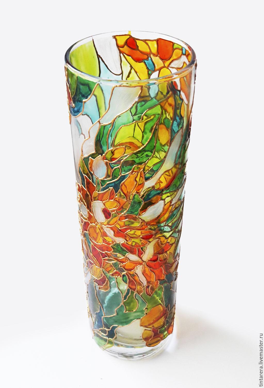 """ваза """"Летний день"""""""