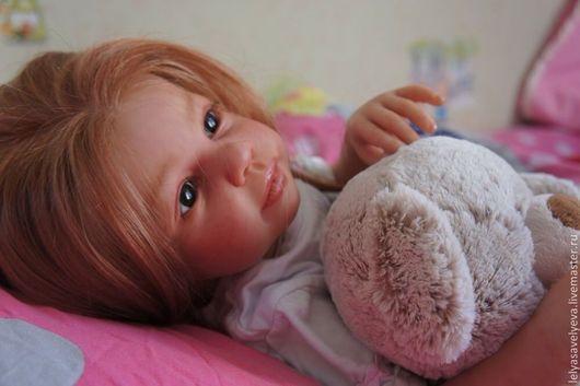Куклы-младенцы и reborn ручной работы. Ярмарка Мастеров - ручная работа. Купить Софи.. Handmade. Реборн, куклы-младенцы, подарок