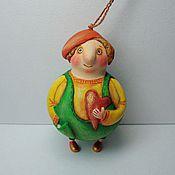 Куклы и игрушки ручной работы. Ярмарка Мастеров - ручная работа Валентин. Handmade.