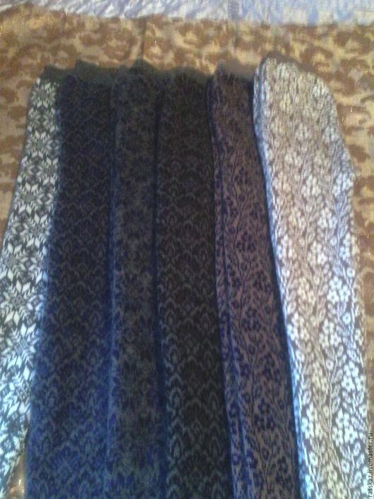 Носки, Чулки ручной работы. Ярмарка Мастеров - ручная работа. Купить гамаши вязанные. Handmade. Комбинированный, шерстянные