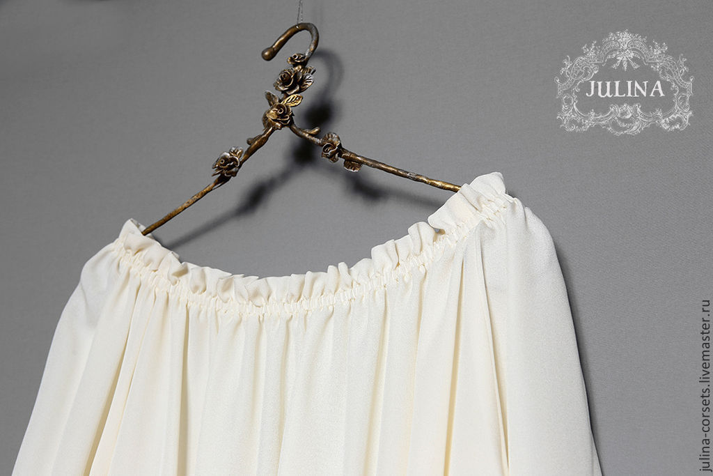 Шелковые блузки с длинным рукавом доставка