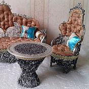Куклы и игрушки ручной работы. Ярмарка Мастеров - ручная работа Мебеля. Handmade.