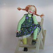 Куклы и игрушки ручной работы. Ярмарка Мастеров - ручная работа Придумать  шалость -тоже искусство!)). Handmade.