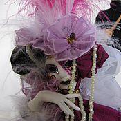Куклы и игрушки ручной работы. Ярмарка Мастеров - ручная работа Венецианская маска. Handmade.