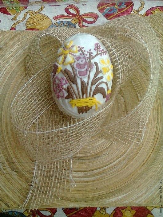 Яйцо с сюрпризом: на Пасху или 8 Марта - одинаково вкусное!!!