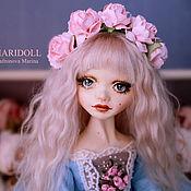 Куклы и игрушки handmade. Livemaster - original item Marie-Antoinette art doll, ooak, doll interior artdoll. Handmade.