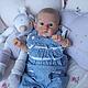 Куклы-младенцы и reborn ручной работы. Ярмарка Мастеров - ручная работа. Купить Малышка реборн Пикси. Handmade. Реборн